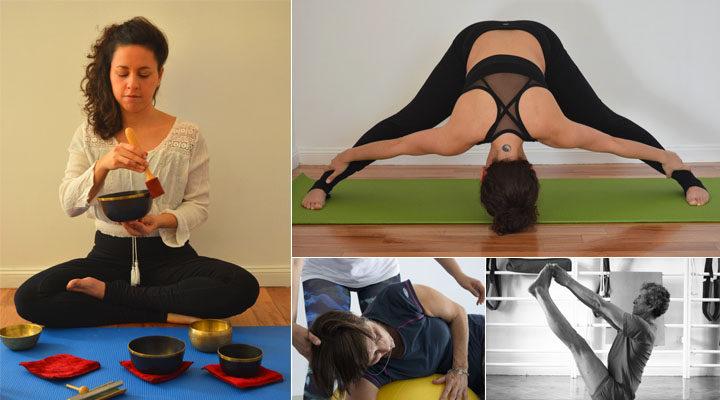 Fotografía Yoga y Terapias